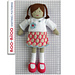 Laila Doll Toy pattern