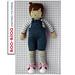 Ralph Doll Toy pattern