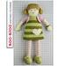 Grace Doll Toy pattern