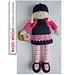 Naomi doll toy pattern