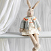 Tilly the Hare pattern
