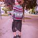 Fair Isle Yoke - The Kilim Sweater pattern