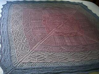 Big shawl