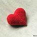 Corazón pattern