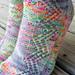 Bad Wolf Bay Socks pattern