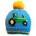 John Deere Tractor hat pattern