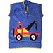 Recovery and Breakdown Tow Truck sweater pattern