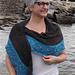 Ocean Home Shawl pattern