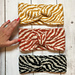 Zebra & Tiger pattern