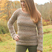 The Madeline Sweater pattern