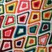 Granny Diamond pattern