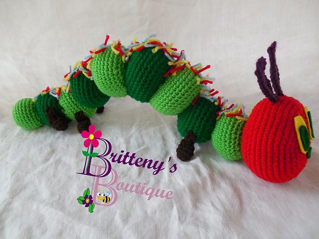 Ravelry: Caterpillar Amigurumi pattern by Mary Smith | 480x640