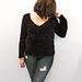 V is for Velvet Sweater pattern