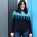 Lightning Strikes Sweater pattern