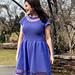 Lattice Lace Dress pattern