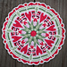 Overlay Mandala No. 4 pattern
