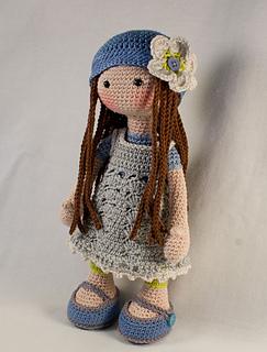 Amigurumi Doll Free Pattern | 320x243