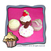Mini Cupcake Toppings Collection One pattern