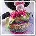 Mini Doll Back Bag pattern