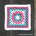 Frilly Circle GrannySquare pattern