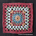 Starburst Square pattern