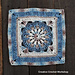 Galia Afghan Square pattern