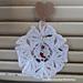 Sparkly Flower Snowflake pattern