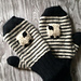 Valais Blacknose Sheep Mittens pattern