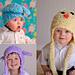 Easter hat bundle pattern