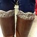 Scalloped Boot Cuffs pattern