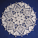 Hearts Doily pattern