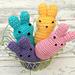 Easter Peeps pattern