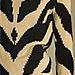 Trina Zebra Patterned Pullover pattern