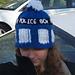 (re)TARDIS Hat pattern