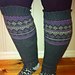 Keep Warm Legwarmers pattern