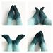 Dip Dye Socks pattern
