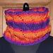 Sunrise collar pattern