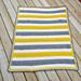 Pebbles & Stripes Blanket pattern