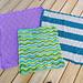 Lullaby Preemie Blankets DK pattern