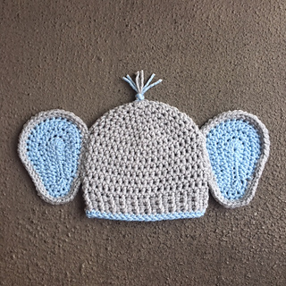 Baby Boy Elephant | Baby Outfits & Costumes by My Little Crochetables | 320x320