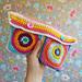 Rainbow Sprinkles Purse pattern