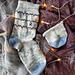 One Blink For Yes Socks pattern