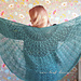 Scent of the Pine Shawl pattern