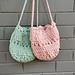 Bubblegum Beach Bag pattern