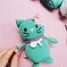Ziggi the Zombie Kitty pattern