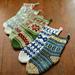 Waistcoat Stocking pattern