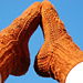 Phoenix Socks pattern