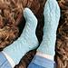 Easter Twist Socks KAL Thin Edition pattern
