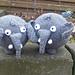 Olli the feyenoord elephant pattern