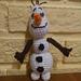 Olaf, Disney Frozen pattern